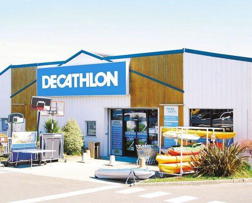 DECATHLON - Matériel, vêtements, chaussures de sport - Saint-Jouan-des-Guérets