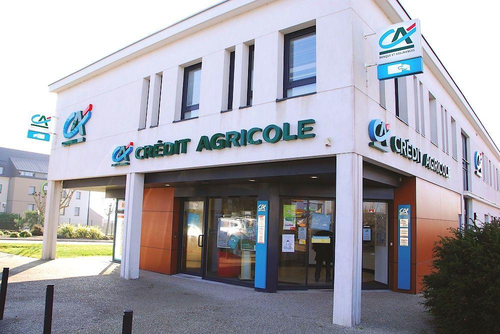 Crédit Agricole - Agence de Saint-Jouan-des-Guérets - Bâtiment