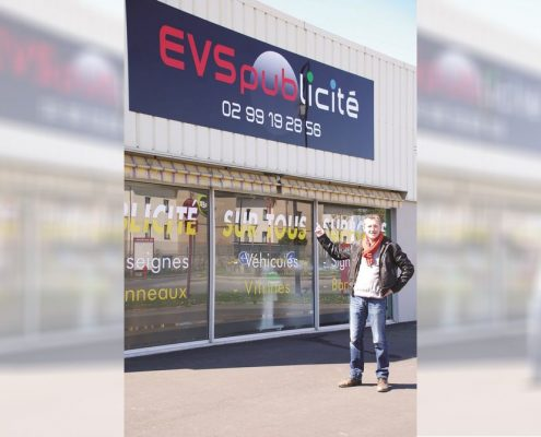 EVS Publicité - Saintg-Jouan-des-Guérets